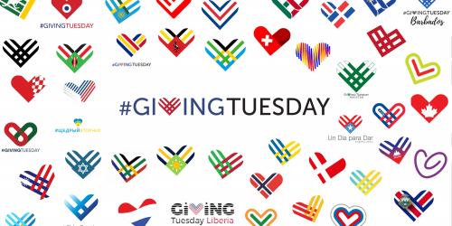 Giving tuesday nl