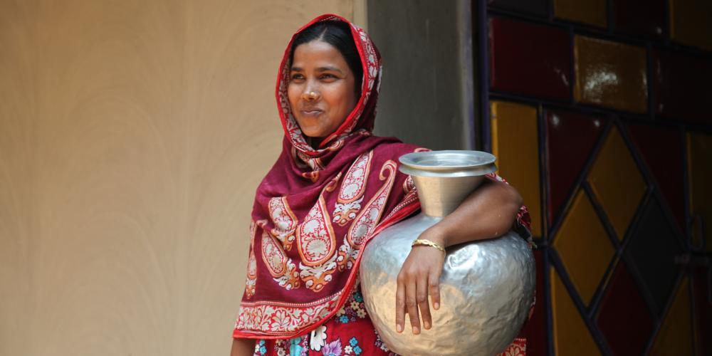 2014 Barishal Colony Hathazari Chittagong piped water system