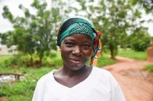 Sanata from Banfora, Burkina Faso
