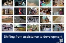 shifting from assistance to development