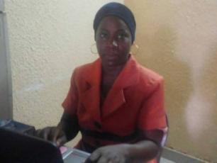 Aminata TRAORA, Responsable de la communication DG Assainissement