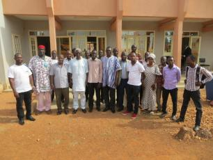Participants d'atelier de Banfora
