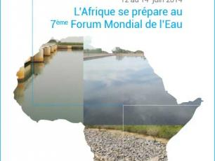 plaquette africa water forum 2014
