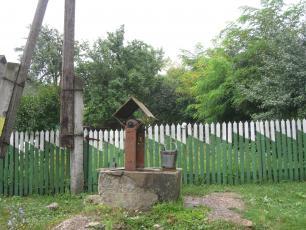 Rural water supply in Moldova (Photo: Stef Smits)