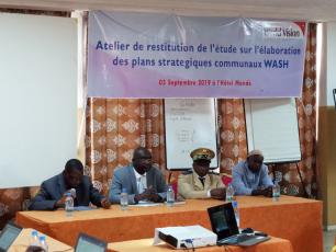 IRC and World Vision unroll, during a national workshop, their Joint Program in three Malian districts.