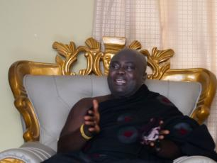 Omanhene Nana Agyei Twum II