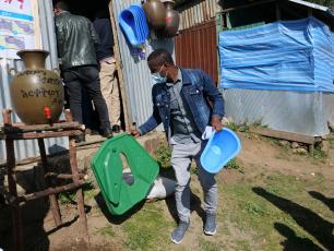 Sanitation based marketing Ethiopia