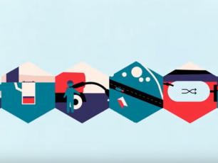 Sanitation systems animation clip