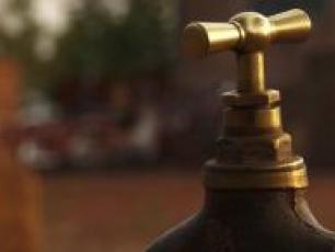 Une banque de l'eau
